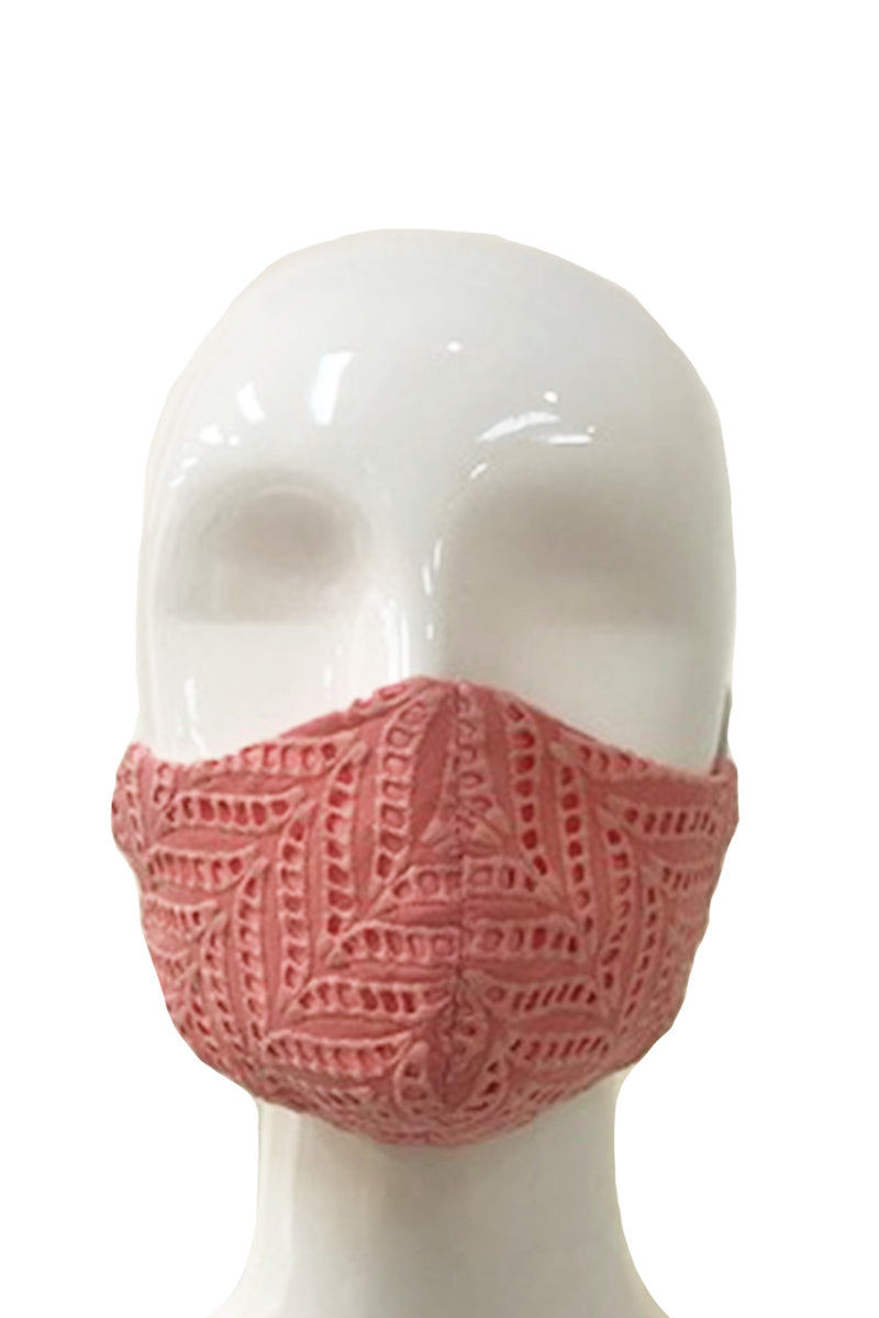 Fashion Face Mask - Flamingo