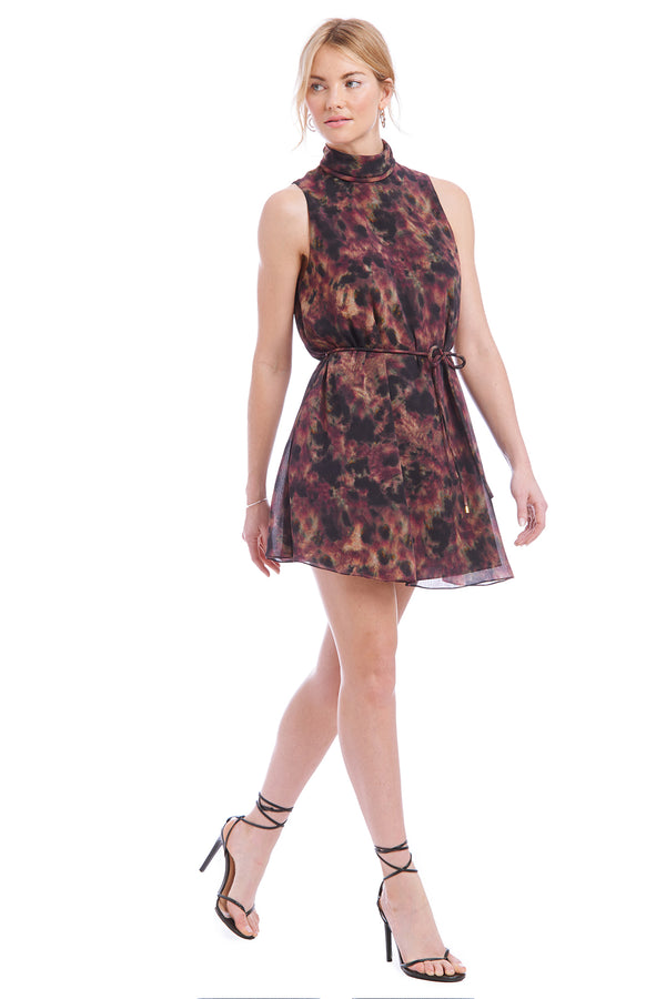 Amanda Uprichard Fleurette Dress - Multi | Women's Dresses