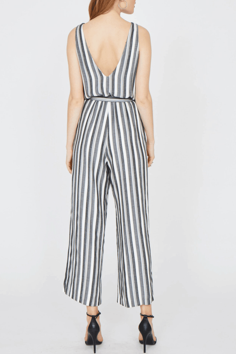 Gunnar Crop Jumpsuit