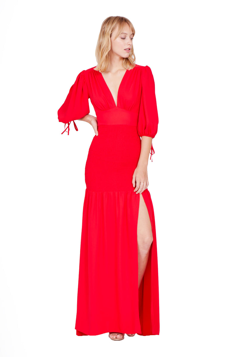 Amanda Uprichard Gala Maxi - Womens Dresses
