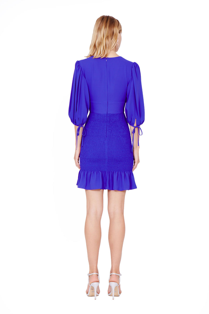 Amanda Uprichard Gala Mini Dress - Womens Dresses