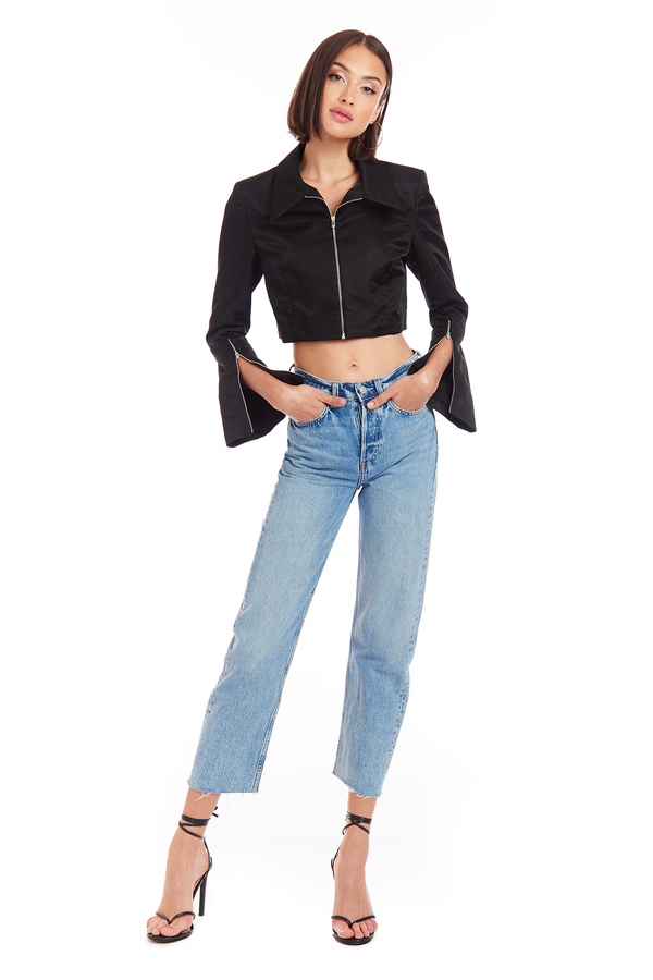 Howard Crop Blazer