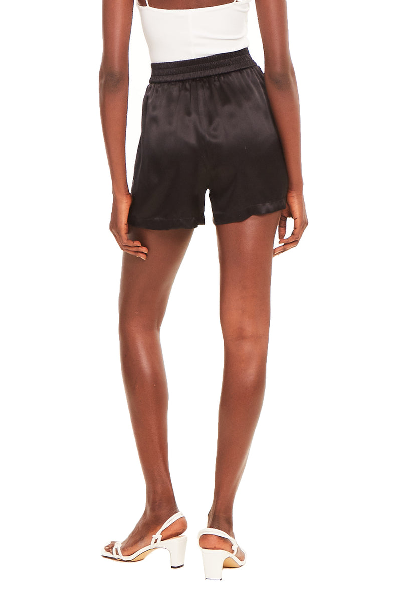 Jaelyn Silk Shorts