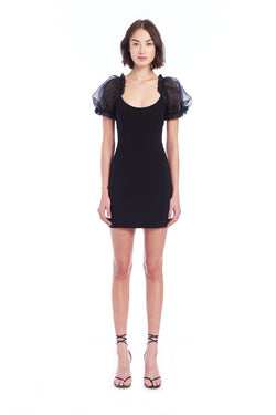 Amanda Uprichard Jolene Dress - Black | Women's Dresses