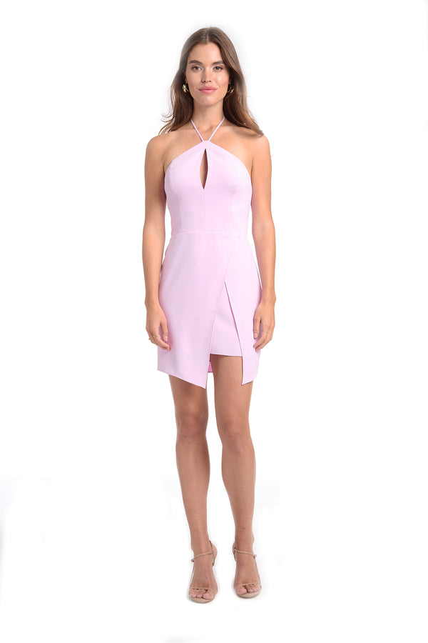 Amanda Uprichard Josey Dress - Purple | Women's Dresses