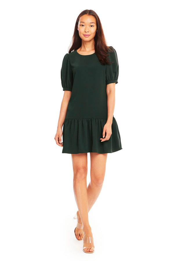 Amanda Uprichard Julianne Dress - Green | Women's Dresses