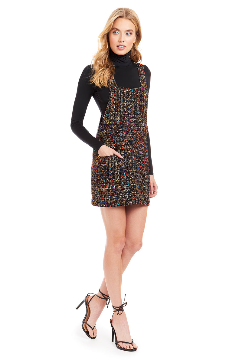 Amanda Uprichard Kimberly Dress - Tweed | Women's Dresses