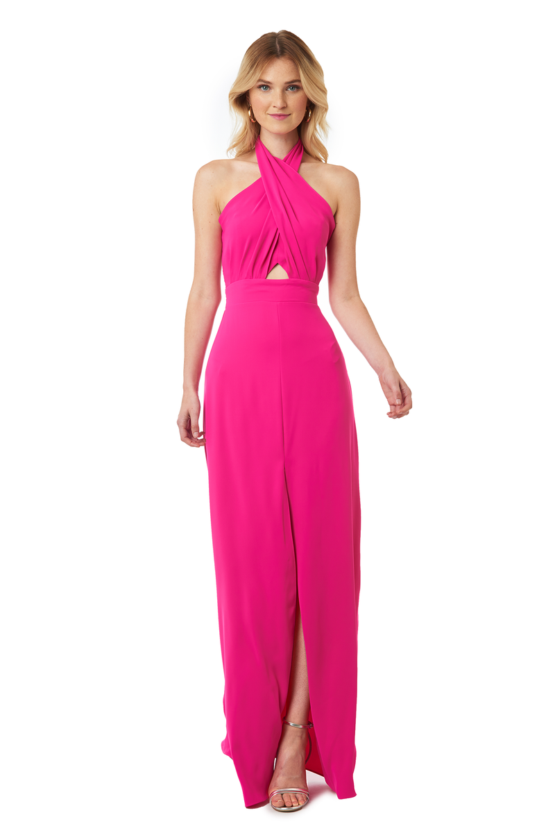 Amanda Uprichard Christie Maxi - Womens Dresses