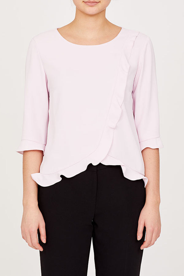 Long Sleeve Eileen Top