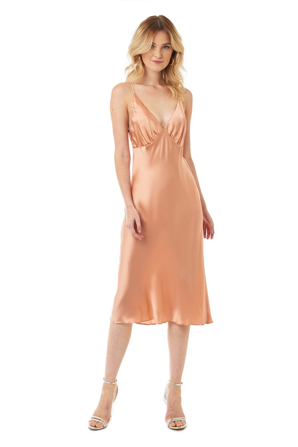 Laramie Dress in Silk