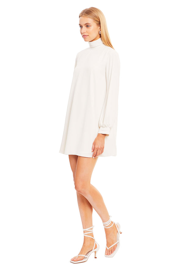 Long Sleeve Fleurette Dress