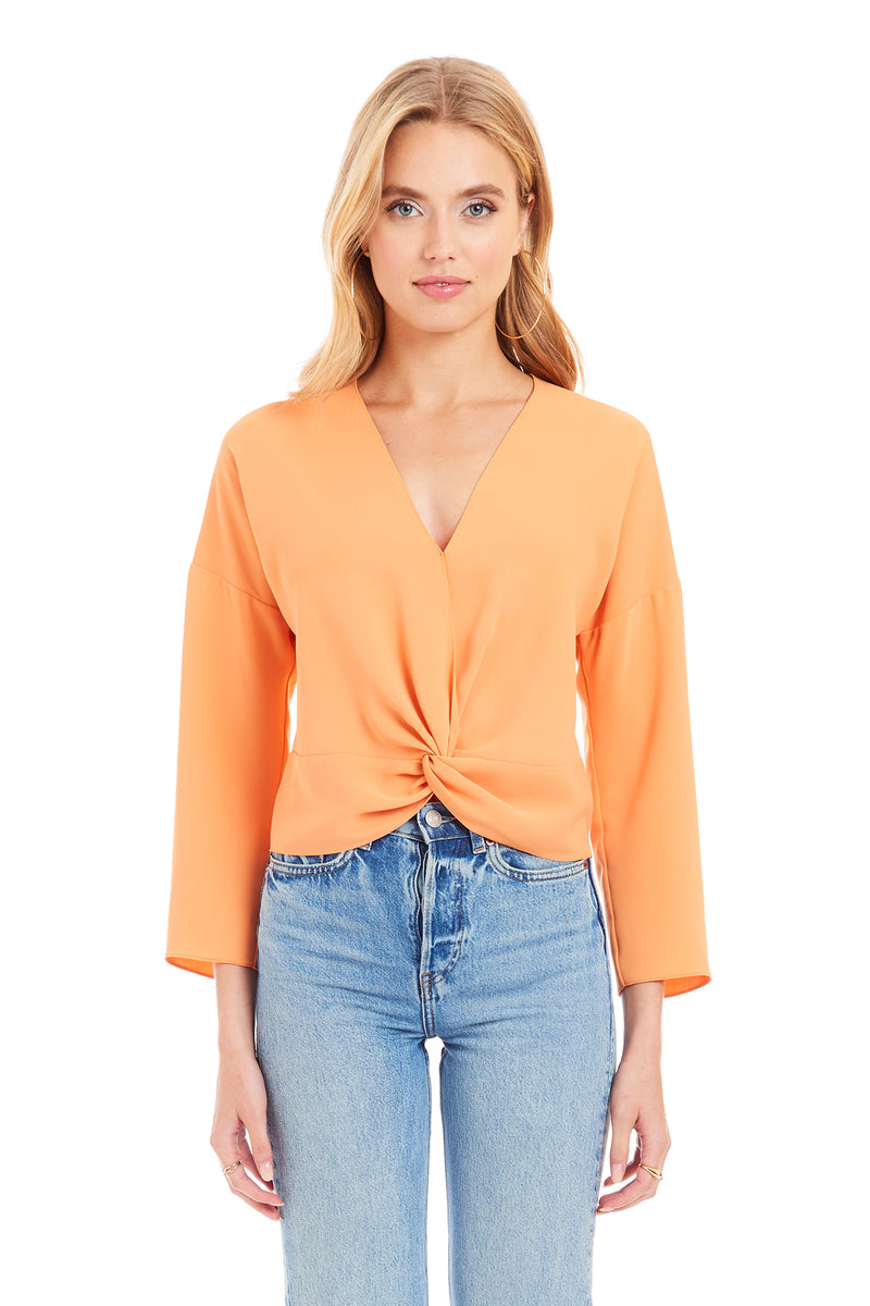 Long Sleeve Halifax Top
