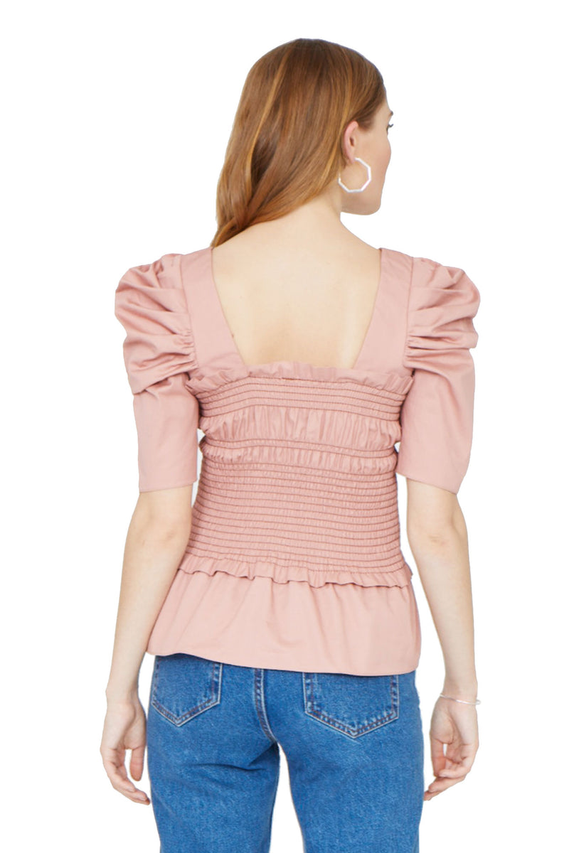 Amanda Uprichard Marisol Top - Womens Tops