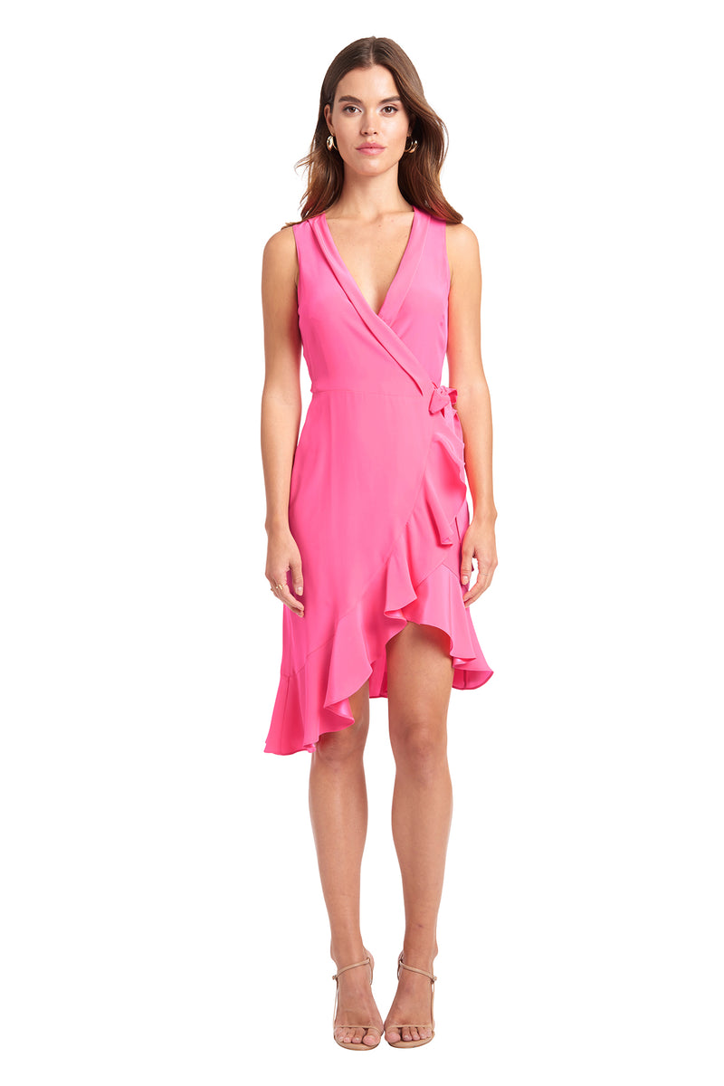 Amanda Uprichard Marykate Dress - Pink | Women's Dresses