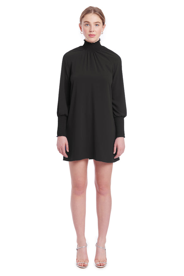 Amanda Uprichard Noemi Dress - Black | Women's Dresses