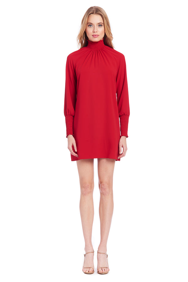 Amanda Uprichard Noemi Dress - Red | Women's Dresses