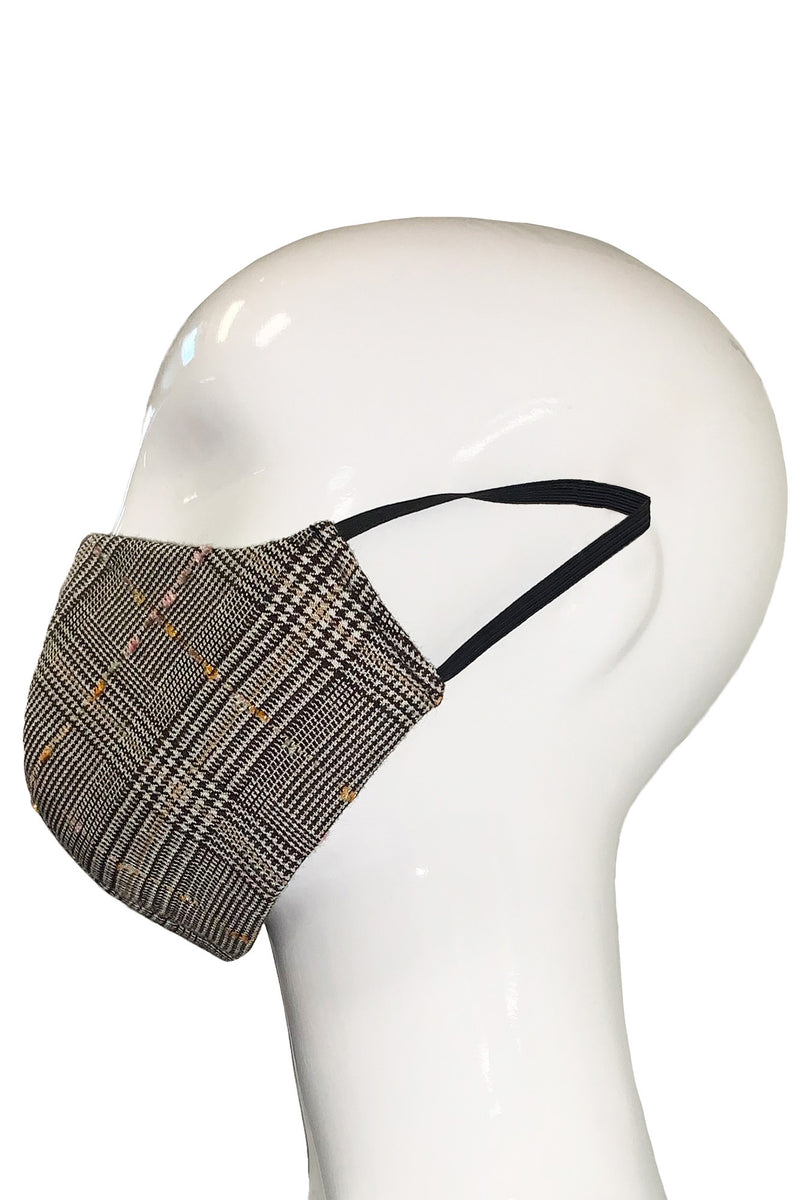 Fashion Face Mask - Plaid