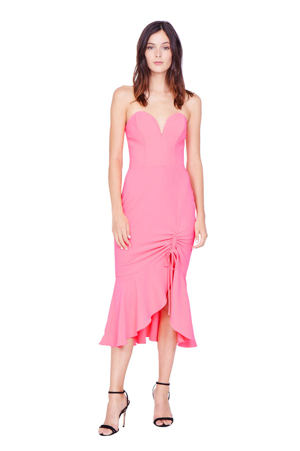Amanda Uprichard Rayna Dress - Womens Dresses