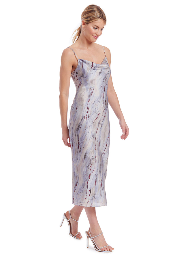 Amanda Uprichard Revel Dress - Marble | Women's Dresses