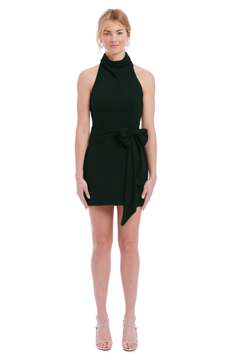Amanda Uprichard Sandrine Dress - Black  | Women's Dresses