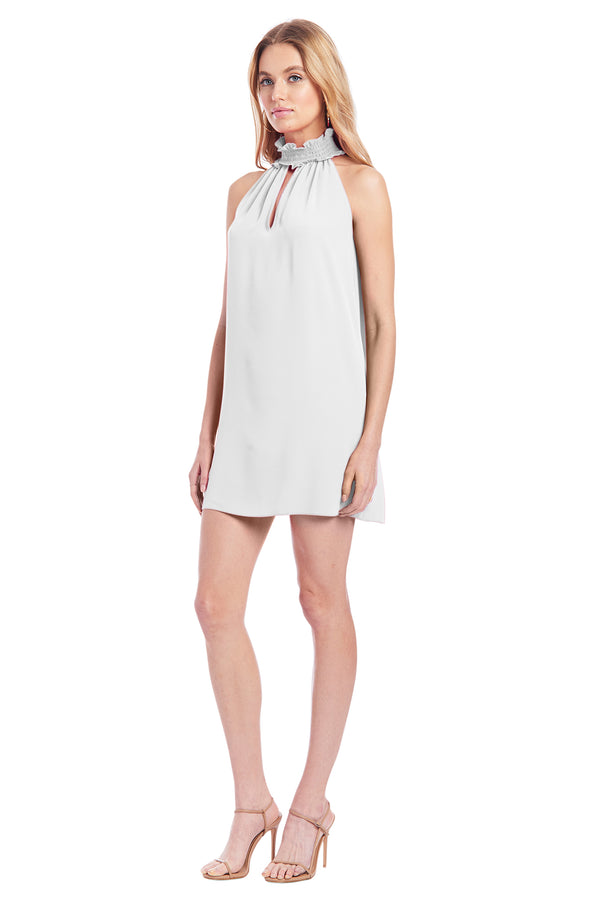 Amanda Uprichard Talita Dress - Ivory | Women's Dresses