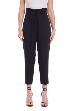 Amanda Uprichard Tessi Pants - Black | Women's Pants