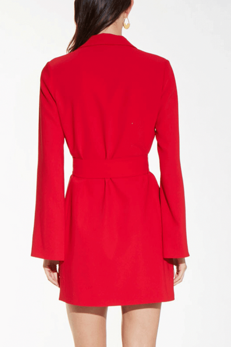 Antwerp Blazer Dress