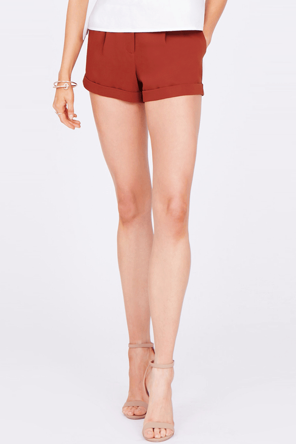 Amanda Uprichard Dixie Short - Womens Shorts