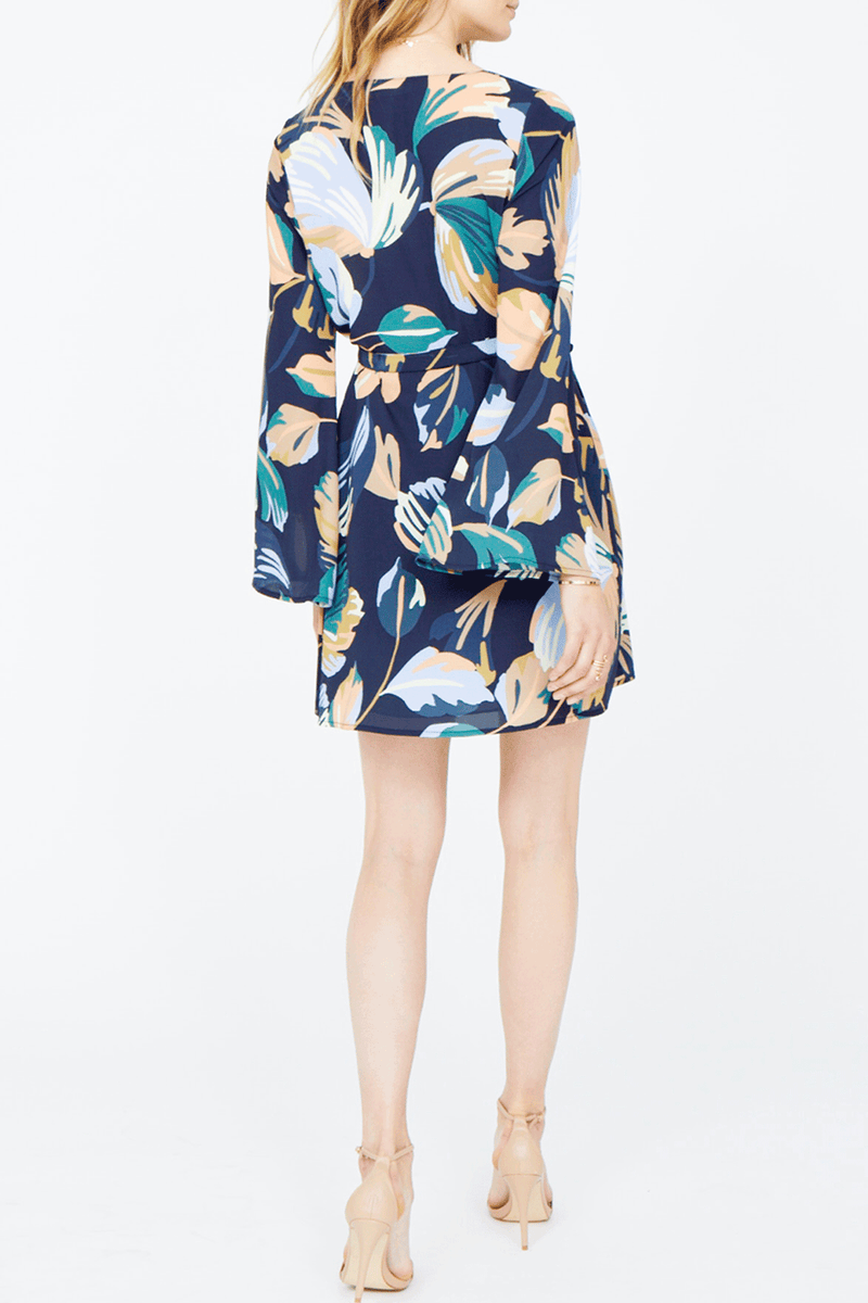 Jillian Wrap Dress