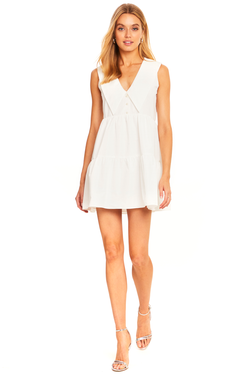 Sleeveless Evangeline Dress