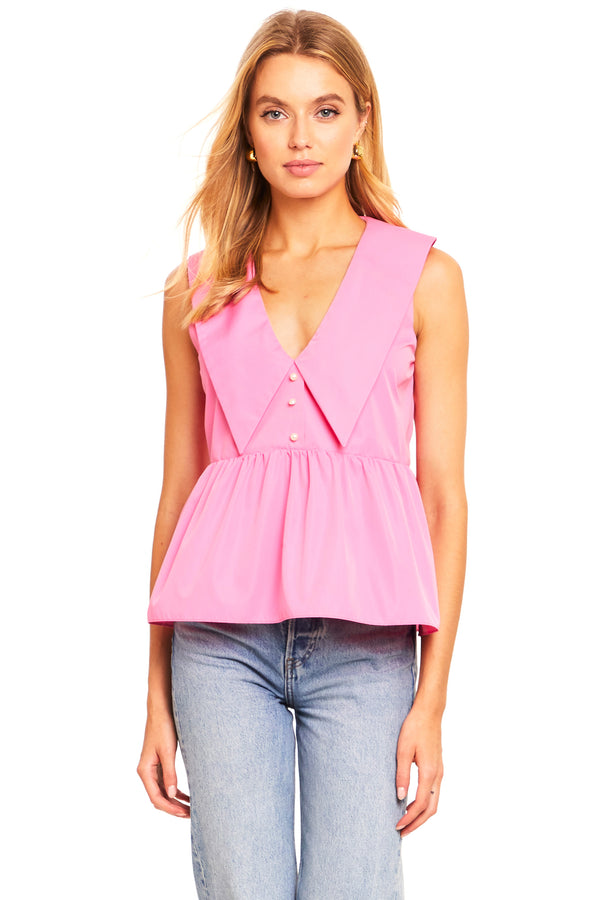 Sleeveless Evangeline Top