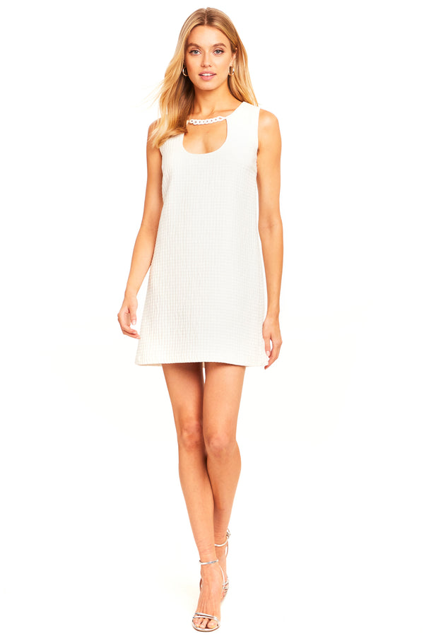 Sleeveless Marguerite Dress