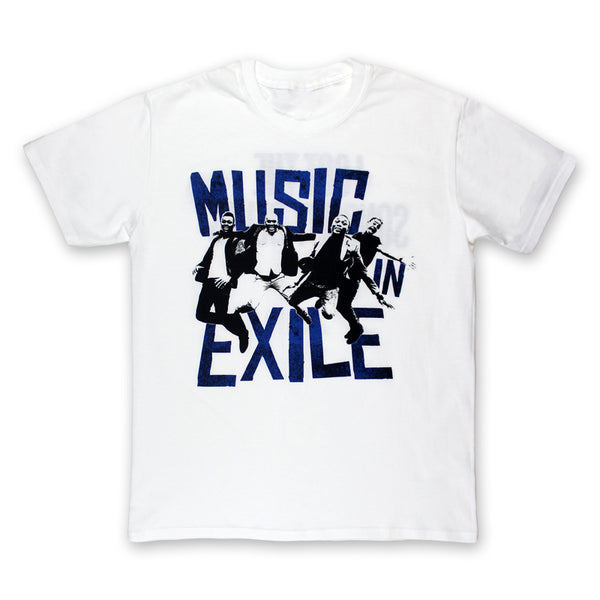 White Music In Exile T-Shirt