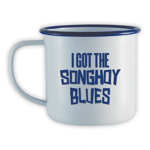 Songhoy Blues Enamel Mug