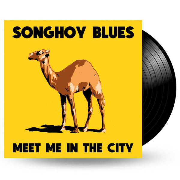 Meet Me In The City EP - 12""