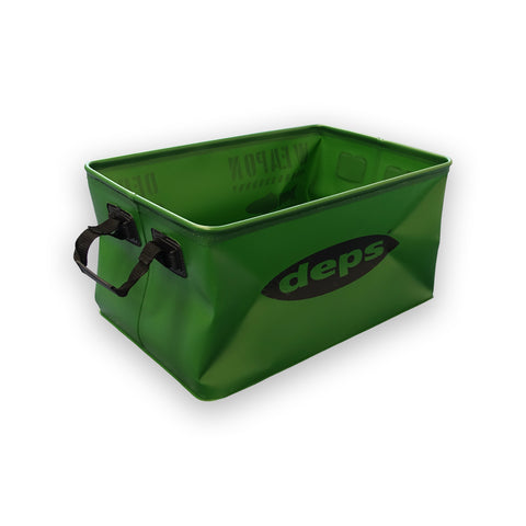 deps MILITARY TRUNK【GREEN×BLACK】