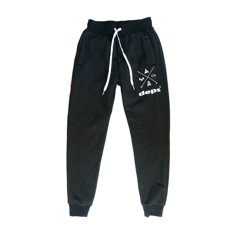 deps SWEAT PANTS【BLACK】