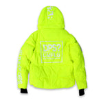 deps×SQUARE DAWN JKT【LIME】