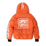 deps×SQUARE DAWN JKT【ORANGE】