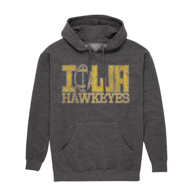 University of Iowa Adult Hoodie