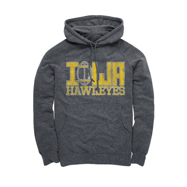 Iowa Football Men's Hoodie