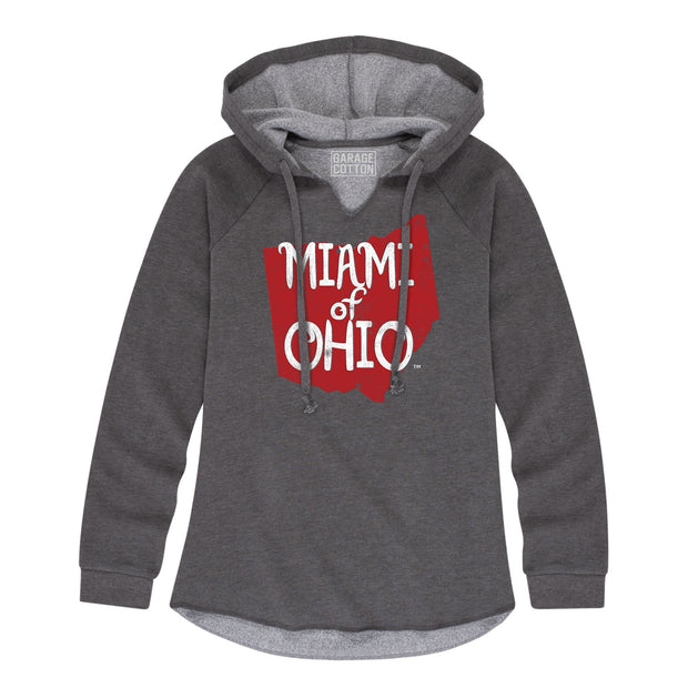 Miami of Ohio Women's Hoodie