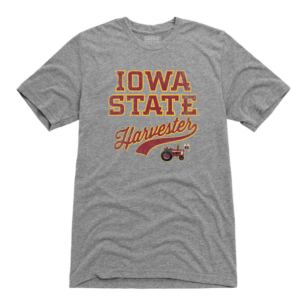 Iowa State Harvester Men's Short Sleeve T-Shirt