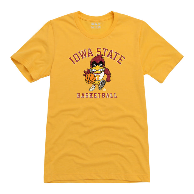 Iowa State Basketball Men's Short Sleeve T-Shirt