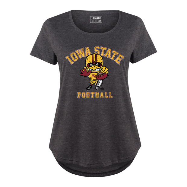 Iowa State Football Women's Plus Size T-Shirt