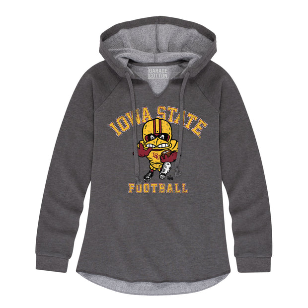 Iowa State Football Women's Hoodie