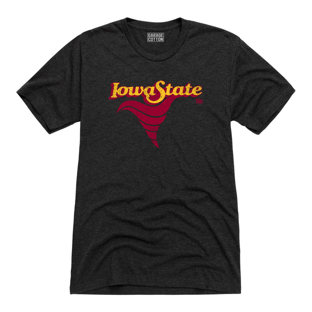 Iowa State Cyclone Logo Men's Short Sleeve T-Shirt