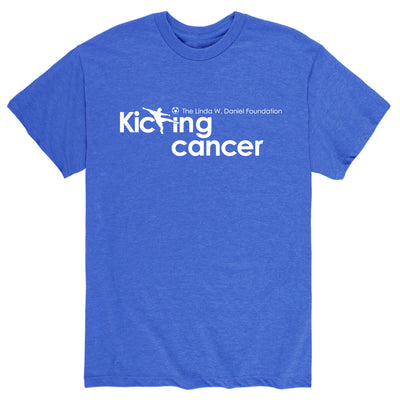 Kicking Cancer T-Shirt