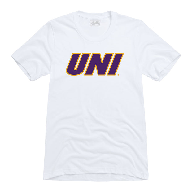 UNI Northern Iowa Men's Short Sleeve T-Shirt