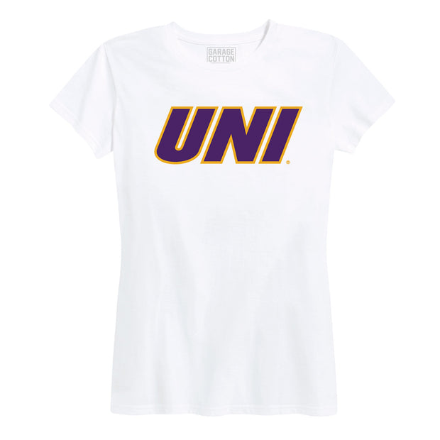 UNI Northern Iowa Women's Short Sleeve T-Shirt